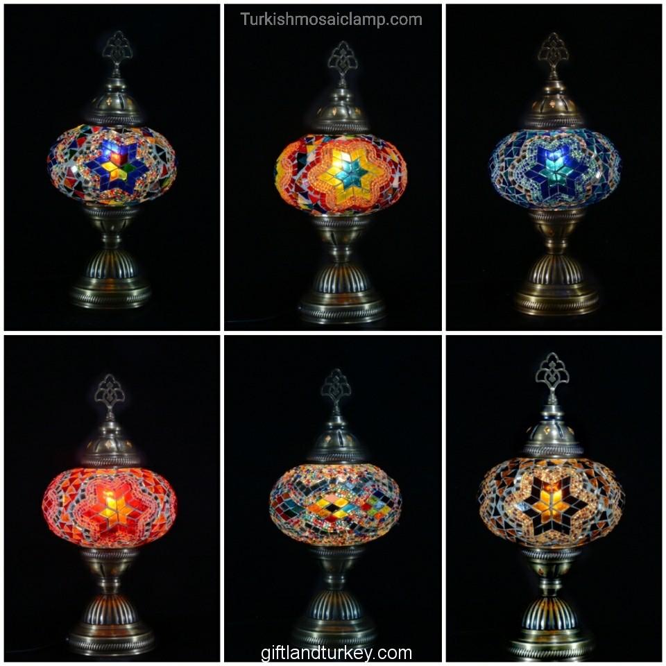 Table mosaic lantern design awards