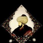 Handmade Ottoman Ceramic Plate