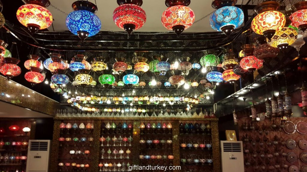 Mosaic Lamps Wholesale