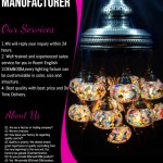 TURKISH LAMP MANUFACTURER