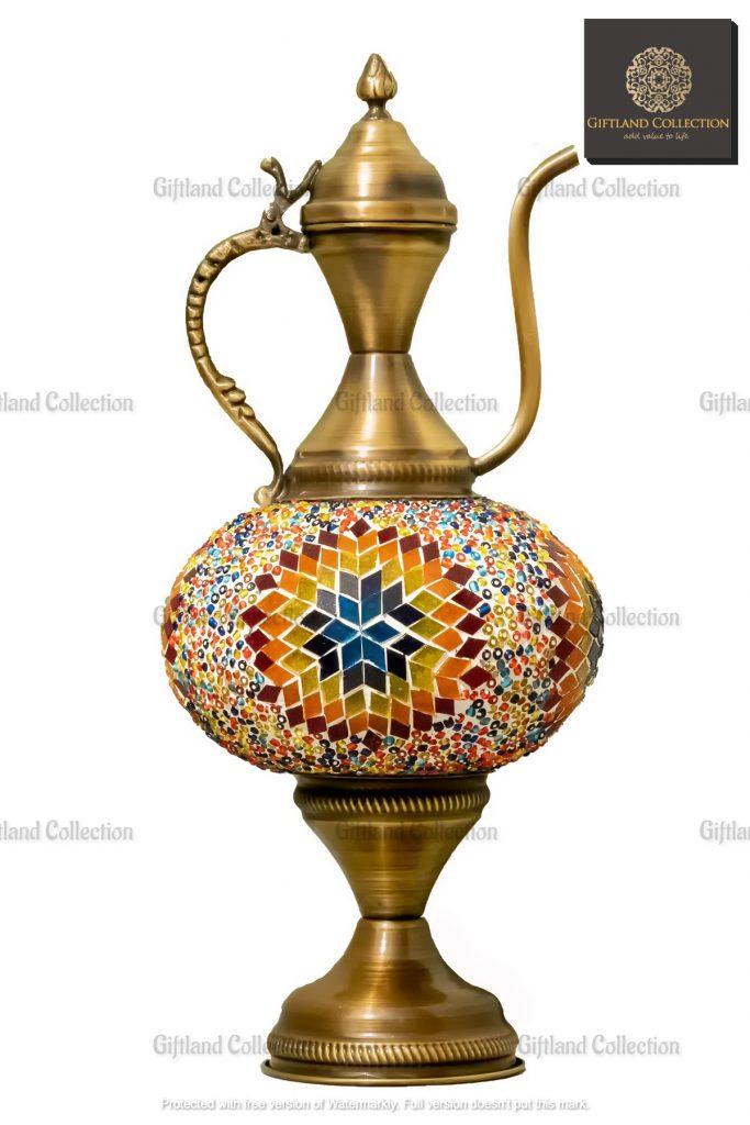 HANDMADE PITCHER LAMP