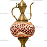 MOSAIC PITCHER LAMP 2020