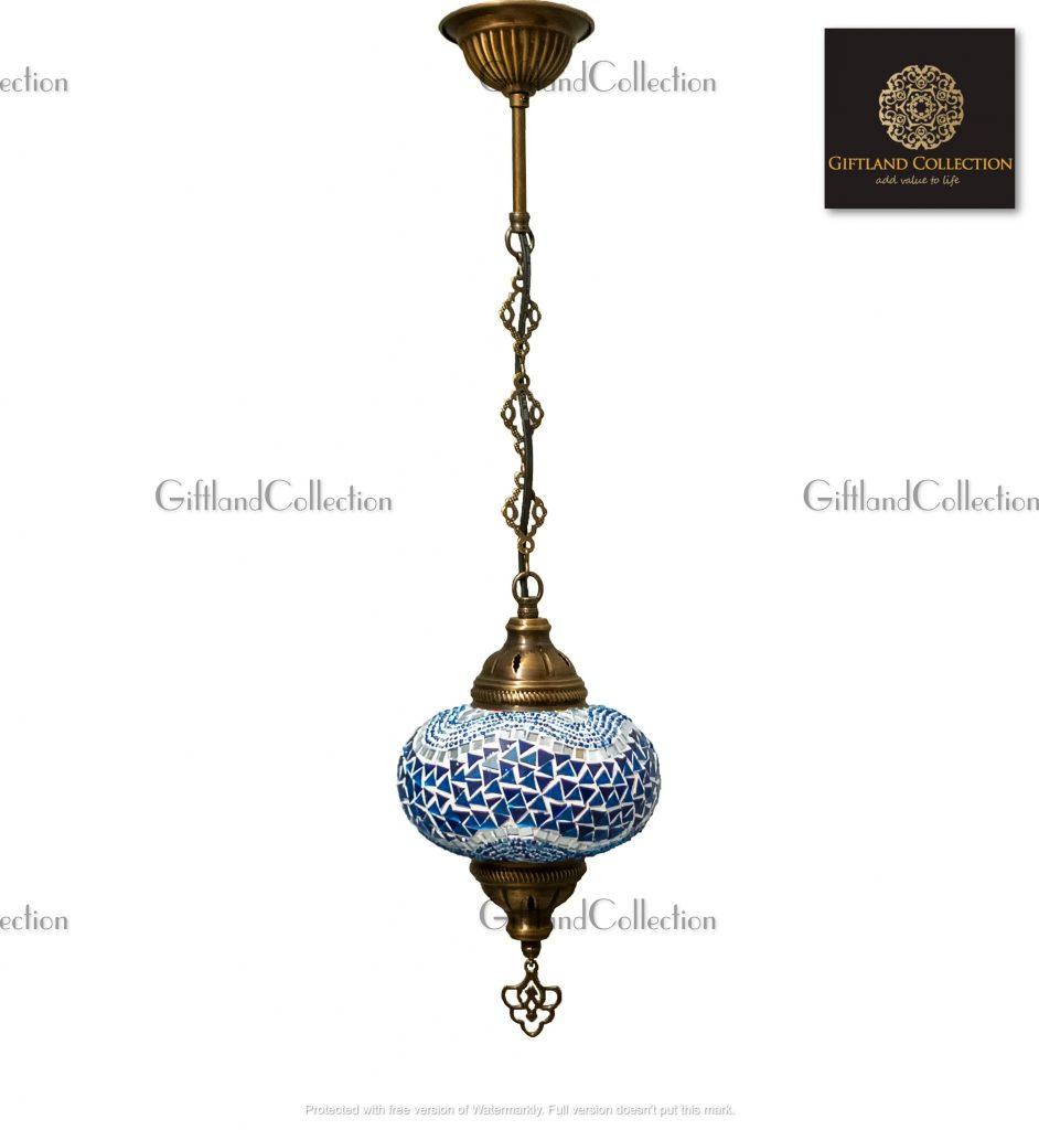 Turkish Chain Lamp Size 3