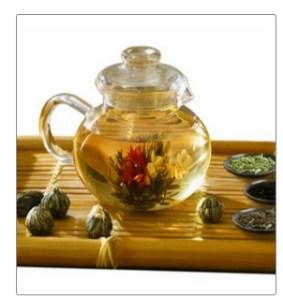 Flowering Teapots 1