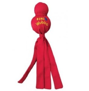 Wubba dog toy
