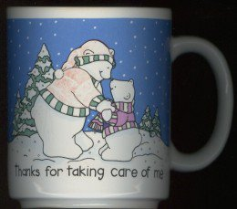 Coffee Cup with Sentimental Value