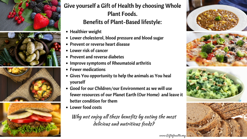 Give yourself Gift of Health