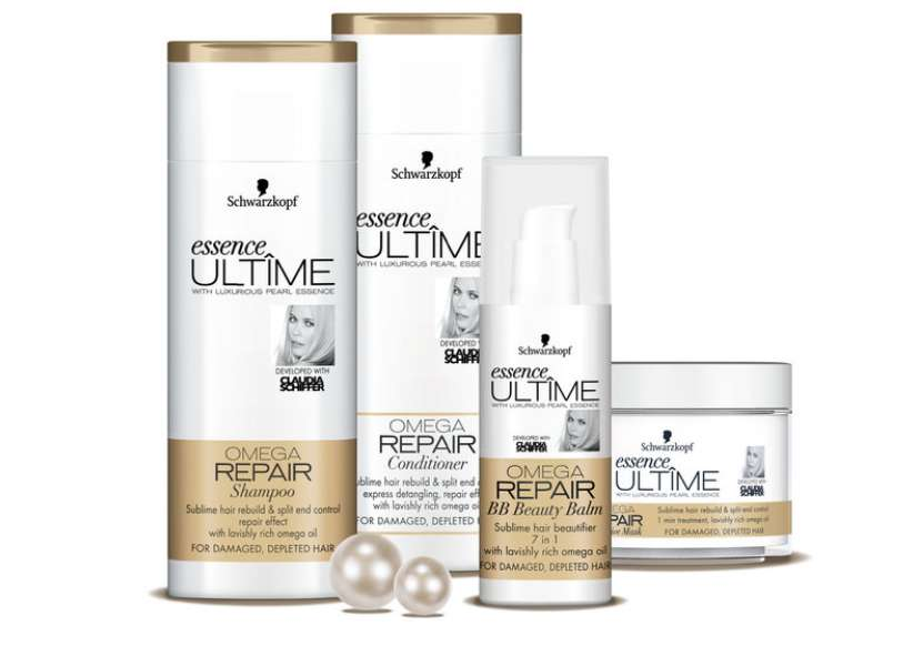#WIN Schwarzkopf Omega Repair & Moisture Shampoo & Conditioner Sample