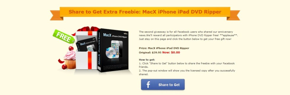 Free MacX Video Converter Pro at Macxdvd2