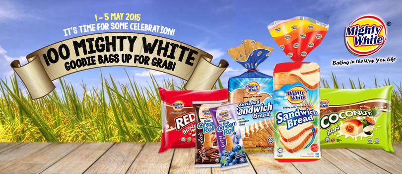Free Mighty White Goodie Bag Giveaway3