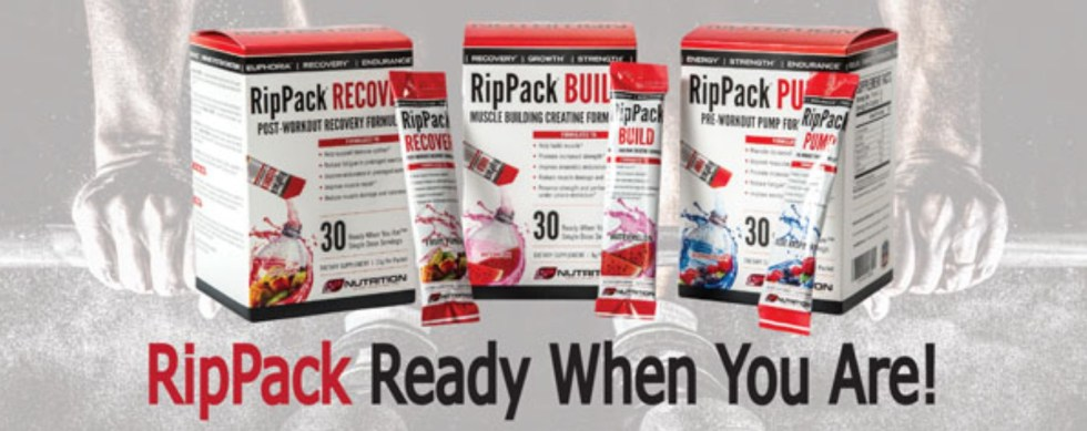 Free RipPack Workout Supplements Sample