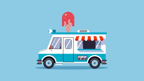 Free Udemy Course on How to Start an Ice Cream Truck Business Pic