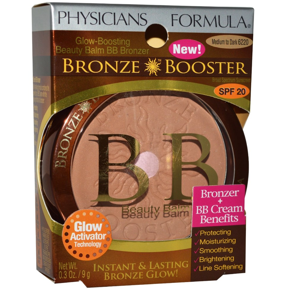 Win Bronze Booster Glow Boosting BB Bronzer at Physicians Formula USA