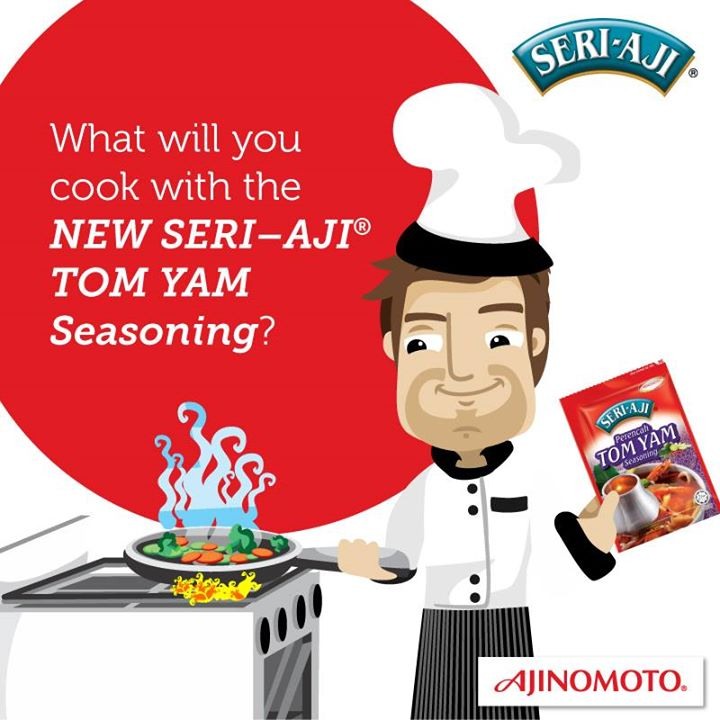 10 creative winners will win mystery prize each at Ajinomoto Malaysia