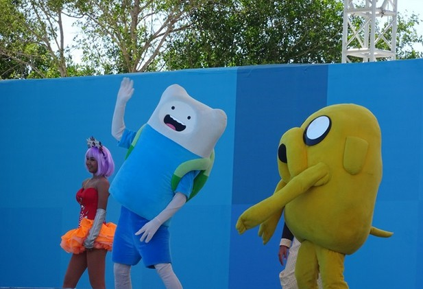 Cartoon Network Amazone Giveaway to the World's First Cartoon Network Theme Park in Pattaya, Thailand