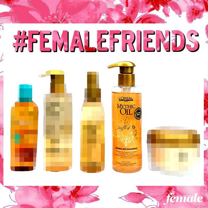 Free Gifts Worth RM300 at Female Magazine Malaysia
