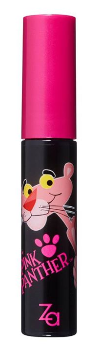 Cosmopolitan Singapore Giveaway  Limited edition Pink Panther ZA-Cosmetics Volume Mascara and Gel Liner 1