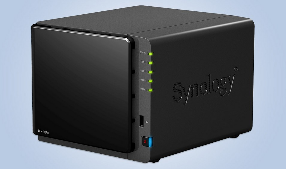 Engadget giveaway Win a Synology DiskStation DS415play