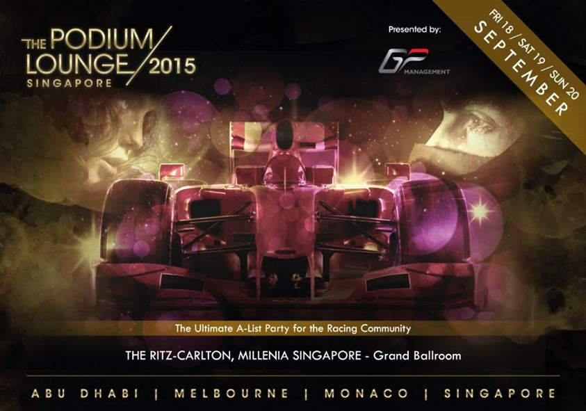 F1 Weekend Giveaway at Men's Health Singapore