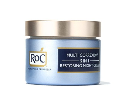 FREE RoC Multi Correxion 5 in 1 Restoring Night Cream at Allure USA