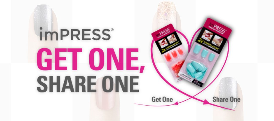 FREE imPRESS manicure sample in USA