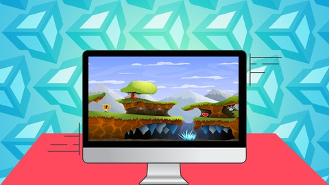 Free Udemy Course on How to use UNITY for 2D Game Development A Beginners Guide