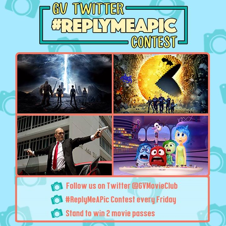 GV Twitter #ReplyMeAPic Contest