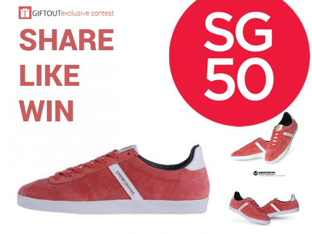 #Giftout Exclusive Giveaway Celebrate SG50 with Paperplanes Singapore