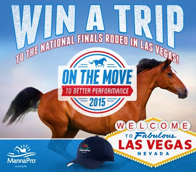 Manna Pro's On the Move Sweepstakes!