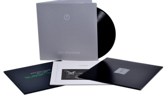 Paste Magazine Contest Win Four Iconic Joy Division LPs from Rhino Entertainment