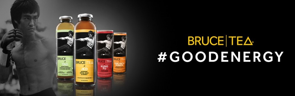 Win A 10K gold medallion with gold chain and a year's supply of BRUCE TEA