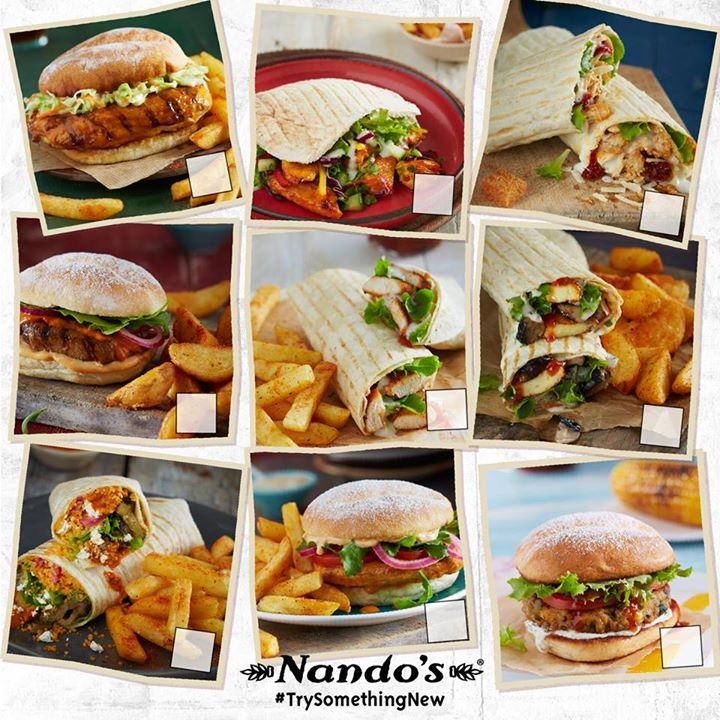 Best answer wins a seat in our house for a treat @ Nando's Singapore