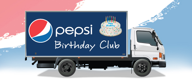 FREE Pepsi Party Package for your Six Year Old