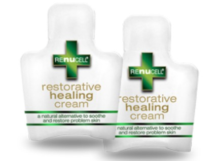 FREE RENUCELL soothing samples