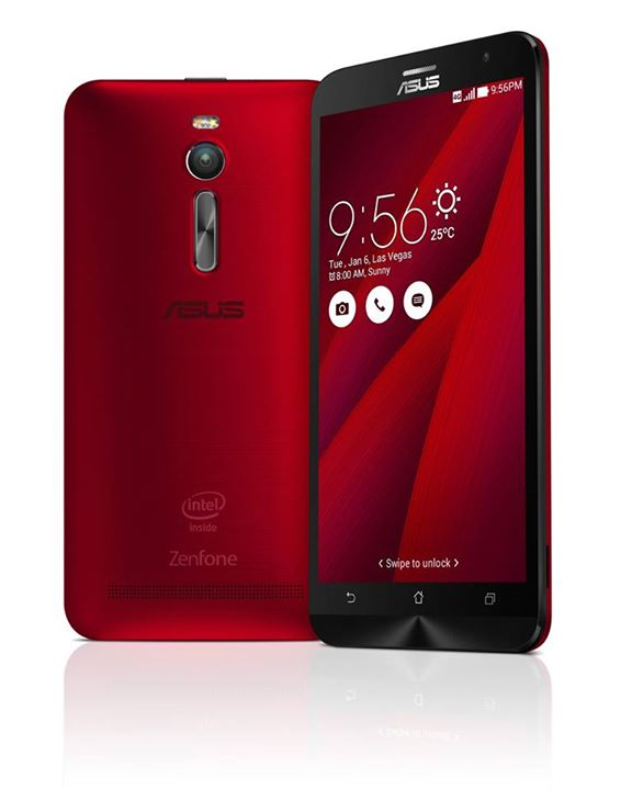 WIN ZenFone 2 at JUICE Singapore