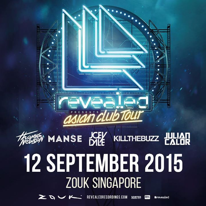 WIN passes to catch this Hardwell squad at JUICE Singapore