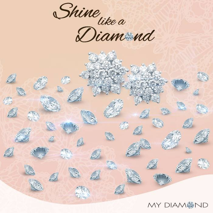 Win a diamond jewellery at My Diamond Malaysia
