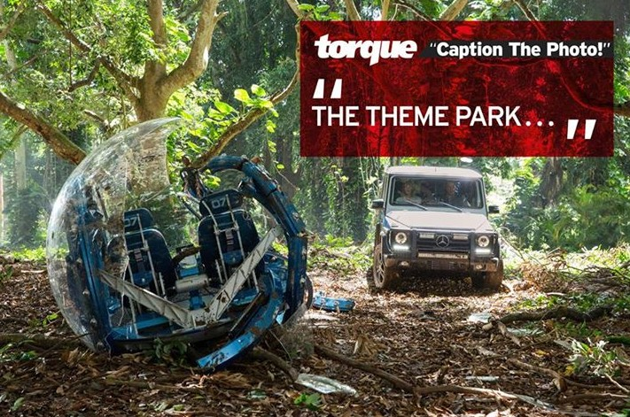 Win an Adidas shoe bag from Mercedes-Benz at Torque Singapore
