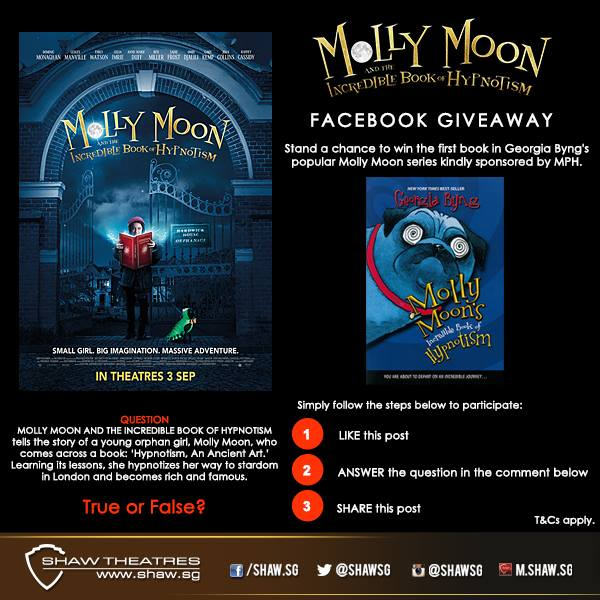 Win the first book in Georgia Byng's popular #MollyMoon series sponsored by MPH (2)