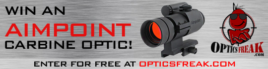 Enter to win an Aimpoint ACO for free!