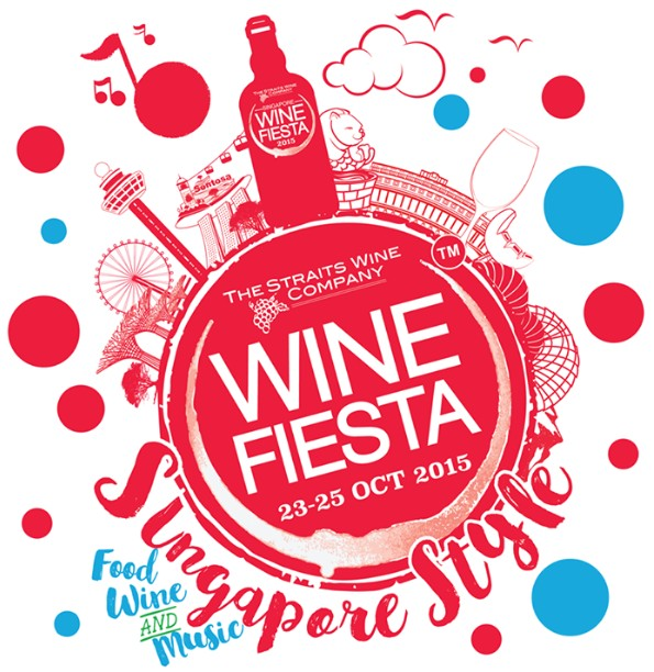 FREE Pass to The Wine Fiesta 2015 at The Singapore Women's Weekly