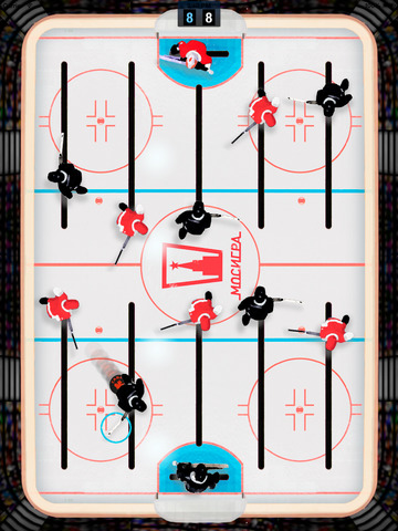 Free iOS App Hockey 2015 By vadim bashurov
