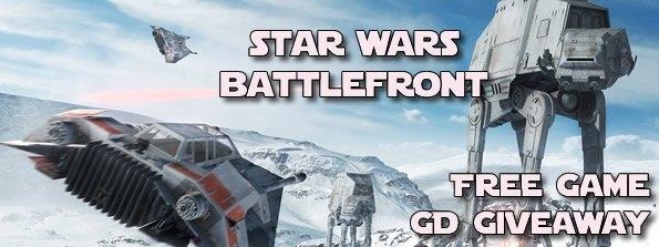 Game Debate Star Wars Battlefront PC Free Game Giveaway