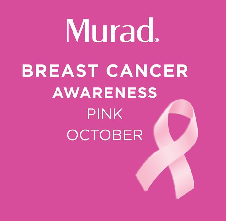 Murad Malaysia Breast Caner Awareness Pink October