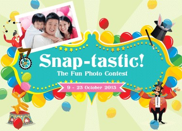 Snap-tastic! The Fun Photo Contest at Frasers Centrepoint Malls Singapore