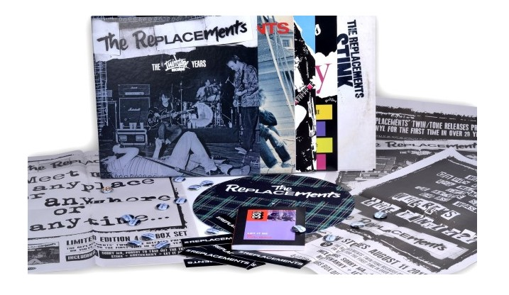 The Replacements Epic Prize Pack Giveaway at Paste Magazine