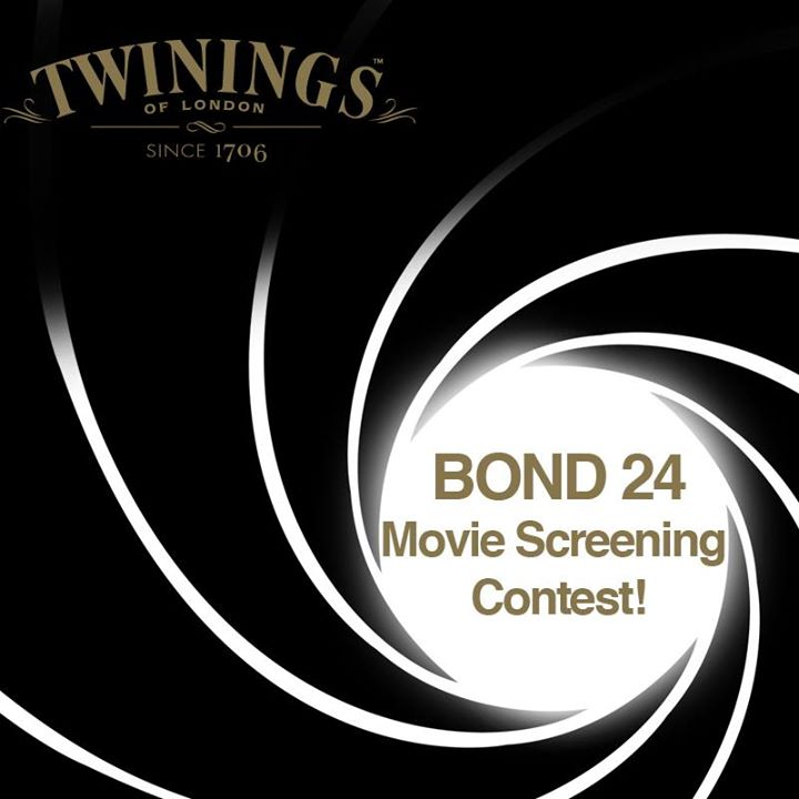 Twinings Tea Movie screening Contest