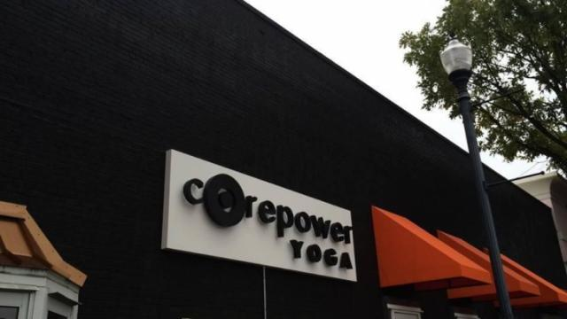 WRAL Giveaway CorePower yoga gift cards!