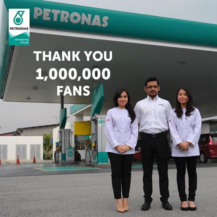 Win a brand new Samsung Digital Camera at PETRONAS Brands