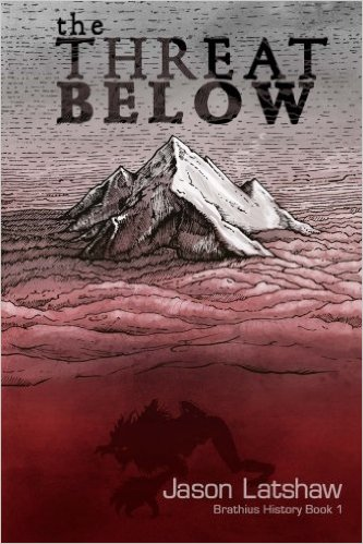 Win a signed copy of A Threat below by @VisualMechanic